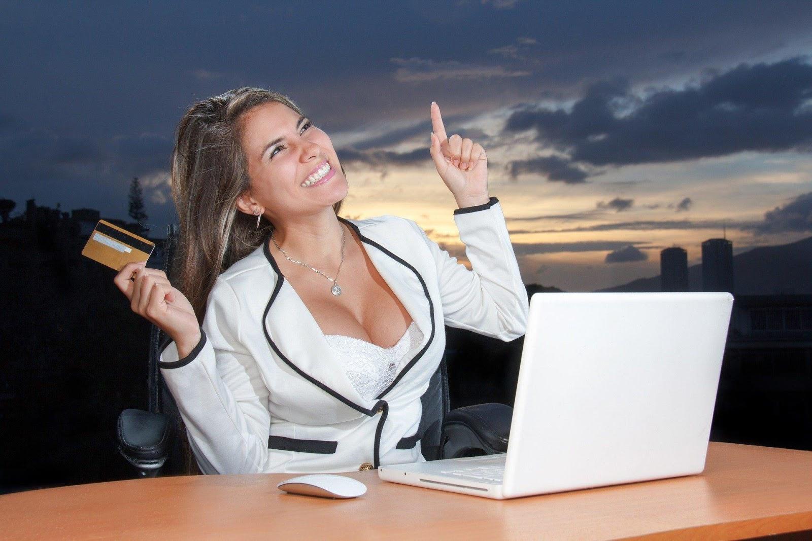 Sådan tjener du penge online